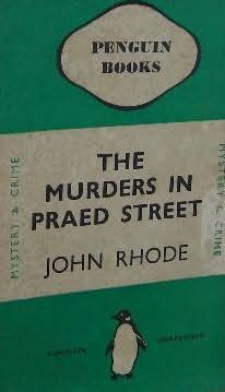 book cover of The Murders in Praed Street