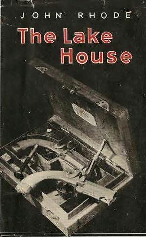 book cover of The Lake House