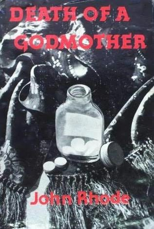 book cover of Death of a Godmother