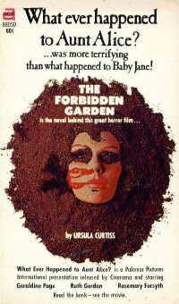 book cover of The Forbidden Garden