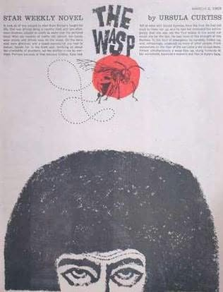 book cover of The Wasp