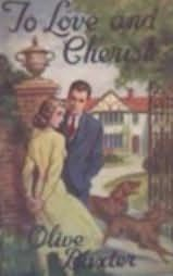 book cover of To Love and Cherish