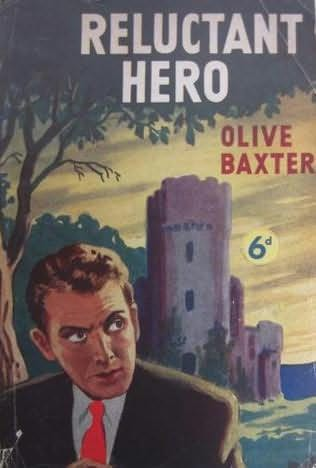 book cover of Reluctant Hero