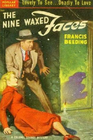 book cover of Nine Waxed Faces