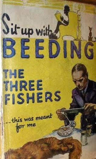 book cover of Three Fishers