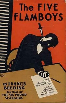 book cover of The Five Flamboys