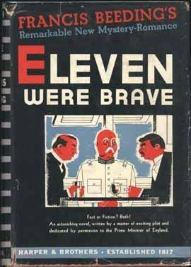 book cover of Eleven Were Brave