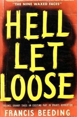 book cover of Hell Let Loose