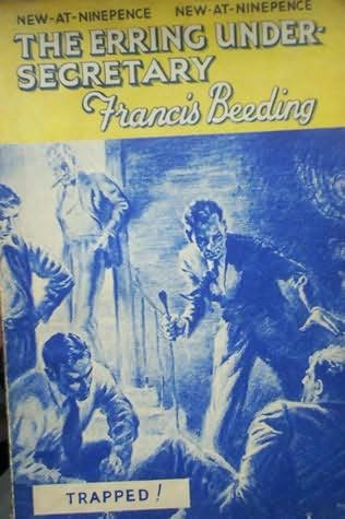 book cover of The Erring Under-Secretary