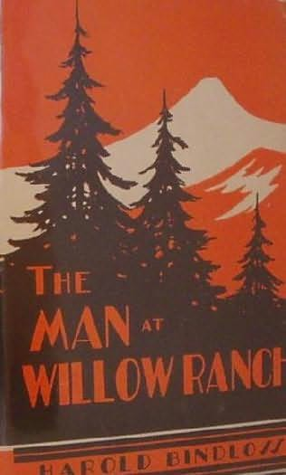 book cover of The Man At Willow Ranch