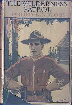 book cover of The Wilderness Patrol