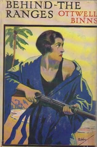 book cover of Behind the Ranges