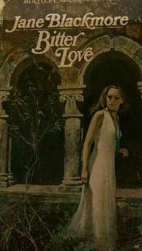 book cover of Bitter Love