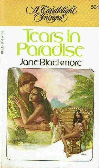 book cover of Tears in Paradise