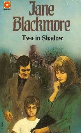 book cover of Two in Shadow