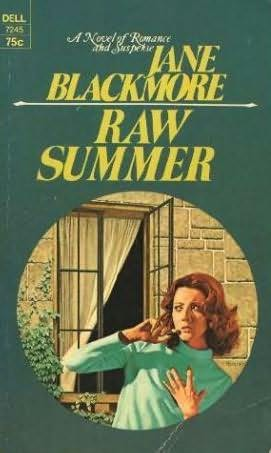 book cover of Raw Summer