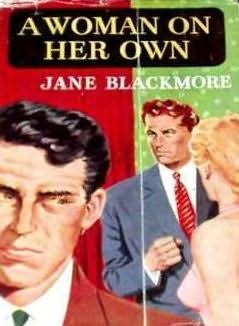 book cover of A Woman On Her Own