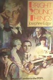 book cover of Bright Young Things