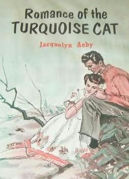 book cover of Romance of the Turquoise Cat