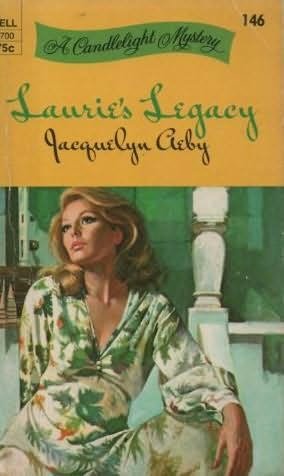 book cover of Laurie\'s Legacy