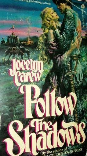book cover of Follow the Shadows