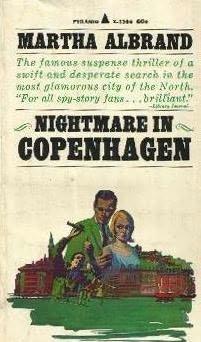 book cover of Nightmare in Copenhagen