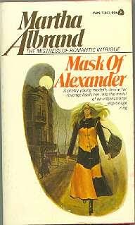 book cover of The Mask of Alexander