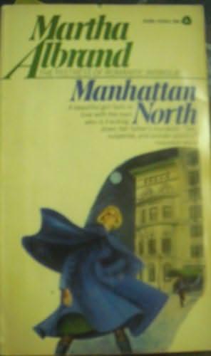 book cover of Manhattan North