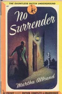 book cover of No Surrender