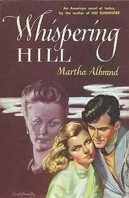 book cover of Whispering Hill