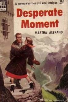 book cover of Desperate Moment