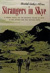 book cover of Strangers in Skye