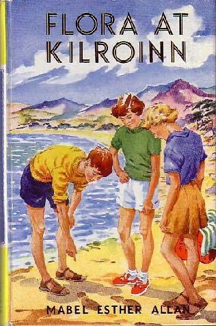 book cover of Flora At Kilroinn