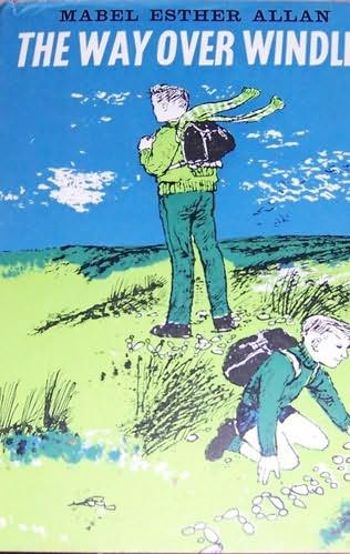 book cover of The Way Over Windle