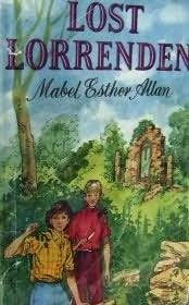 book cover of Lost Lorrenden