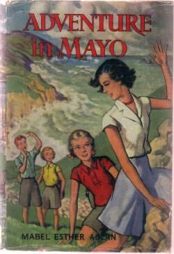 book cover of Adventure in Mayo