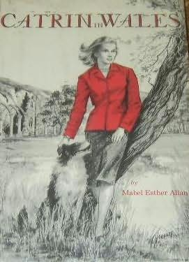 book cover of Catrin in Wales