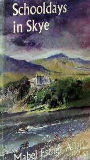 book cover of Schooldays in Skye