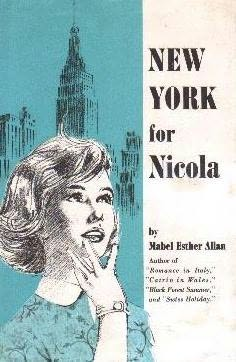 book cover of New York for Nicola