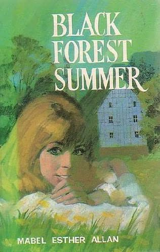 book cover of Black Forest Summer