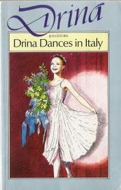 book cover of Drina Dances in Italy