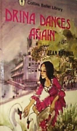 book cover of Drina Dances Again