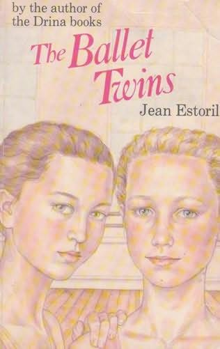 book cover of The Ballet Twins