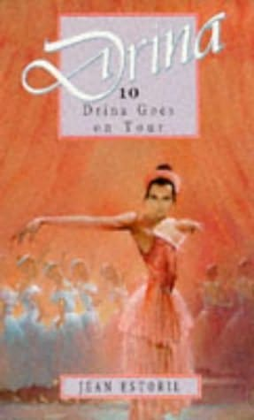 book cover of Drina Goes on Tour