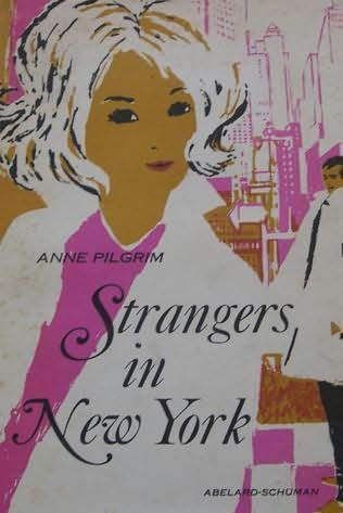 book cover of Strangers in New York