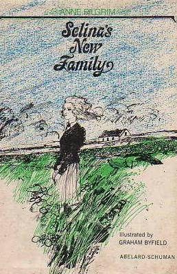 book cover of Selina\'s New Family
