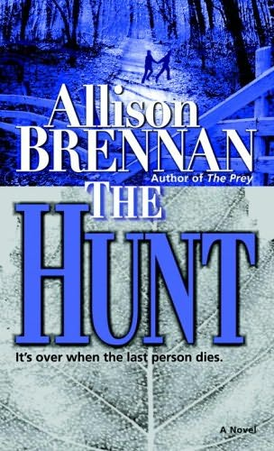 book cover of The Hunt