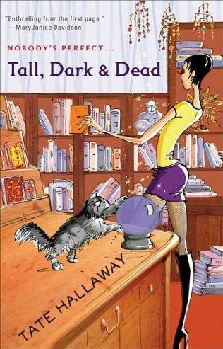Alto, oscuro y muerto de Tate Hallaway N160555