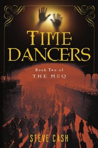book cover of Time Dancers