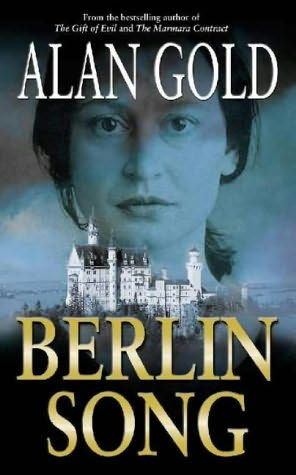 book cover of The Berlin Song